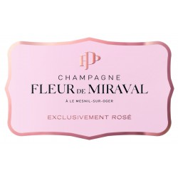 logo FLEUR DE MIRAVAL