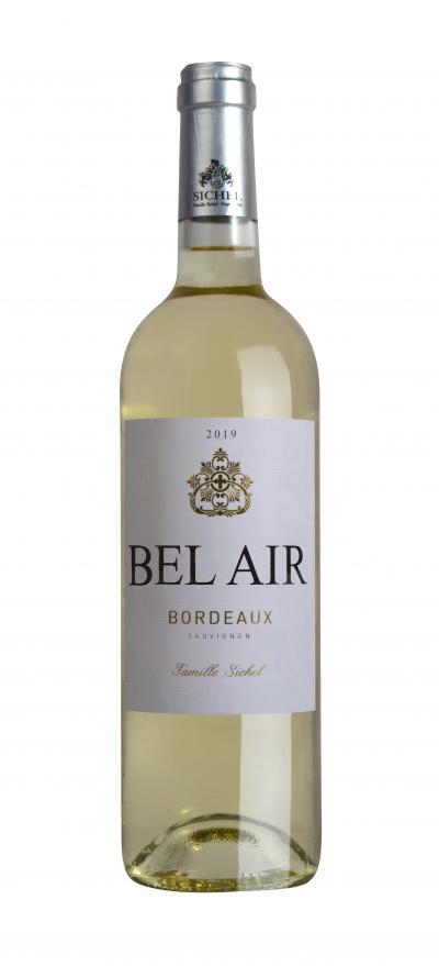 packshot Bel Air l Bordeaux Sauvignon Blanc