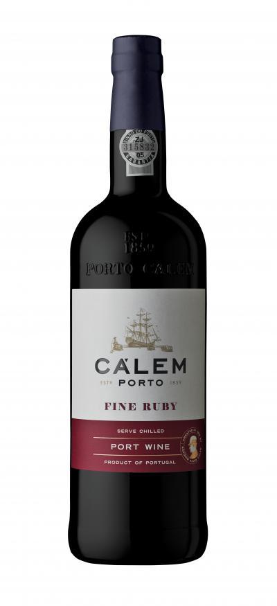 packshot Calem Porto Fine Ruby