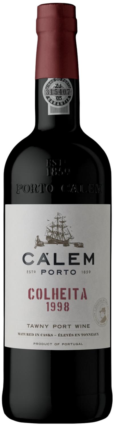 packshot Calem Porto Colheita 1998