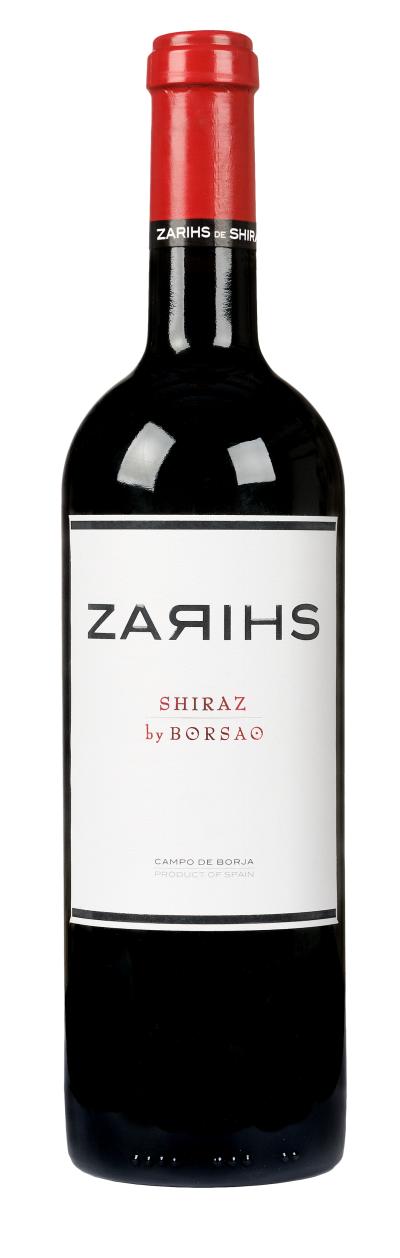 packshot Borsao Zarihs